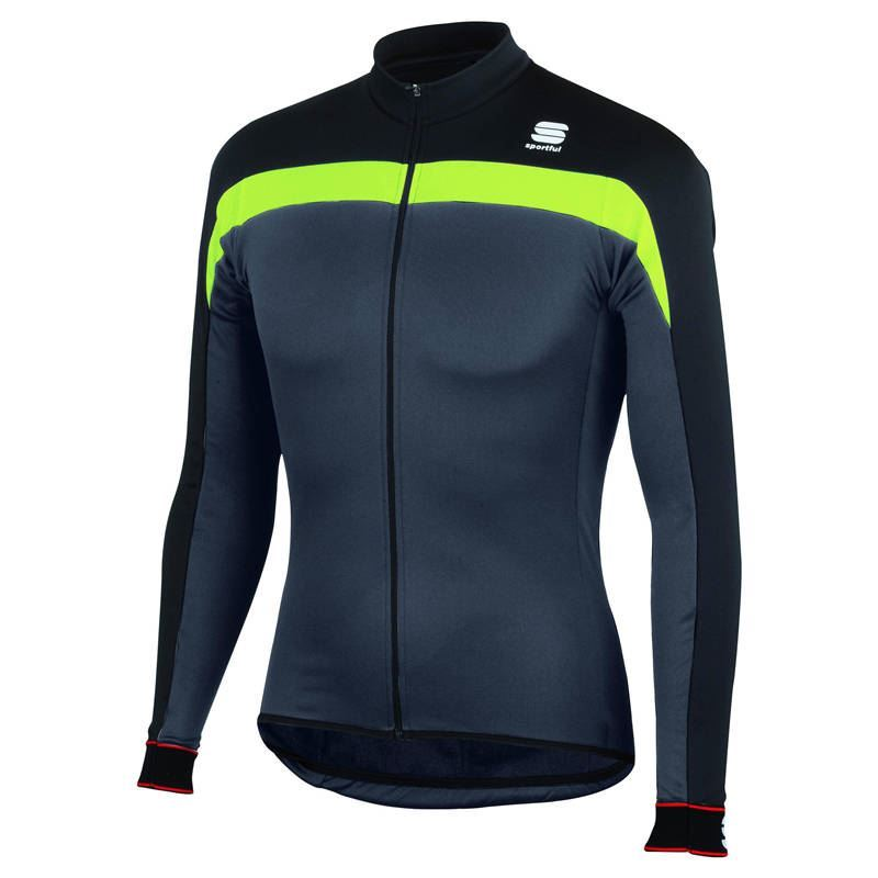 Sportful Pista Thermal Jersey maillot termico ciclismo - Imagen 1