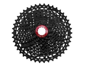 SUNRACE CASSETTE MX3 10V 11/42 light